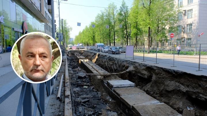 «Разгружаем потоки машин». Власти Перми рассказали, как борются с пробками из-за раскопок на улицах