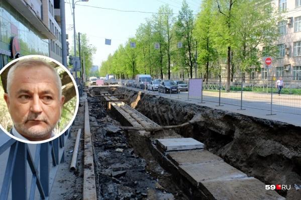 Так сейчас выглядит улица Луначарского