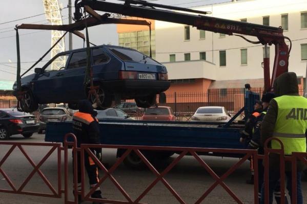 Возможно, в Ярославле начнут чаще эвакуировать машины нарушителей