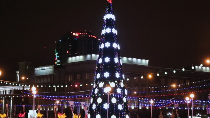 К Новому году на челябинскую Кировку вернут «железные стринги» и добавят огней
