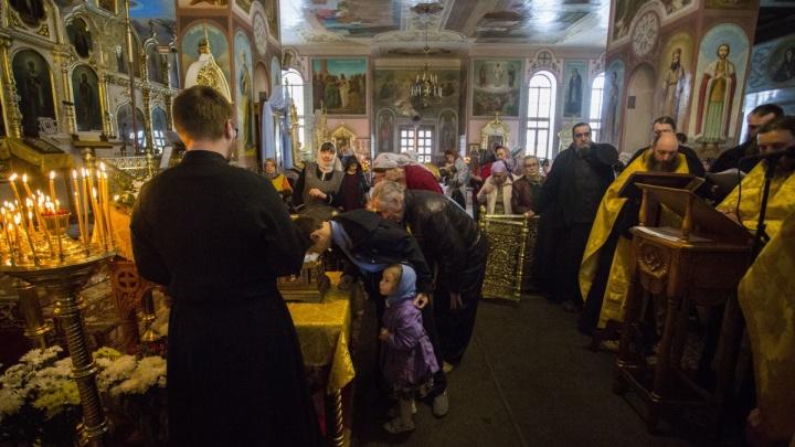 Вознесенский собор уличили в нарушении требований пожарной безопасности