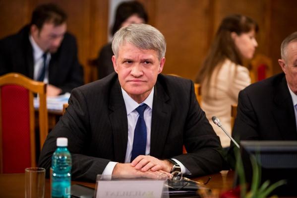 Яков Хорошев возглавляет областную прокуратуру всего три месяца
