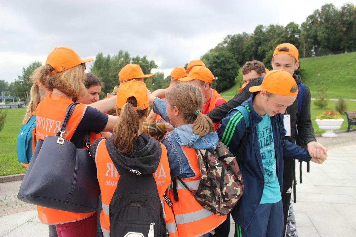 Только за вторую смену работу получили 100 ярославских подростков