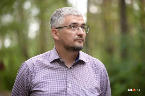Артур Зиганшин вступил в должность в марте этого года