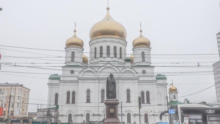 Патриарх Кирилл приедет в Ростов впервые за шесть лет