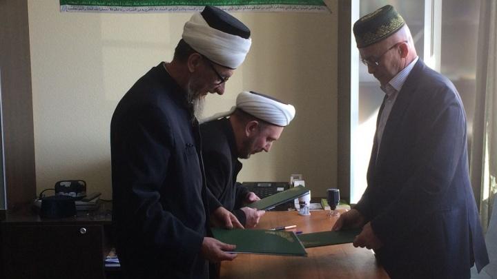 Мусульмане отказались от идеи большой соборной мечети в Екатеринбурге