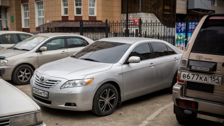 Дорожают даже машины: цены на подержанные авто выросли в Новосибирске на 5%