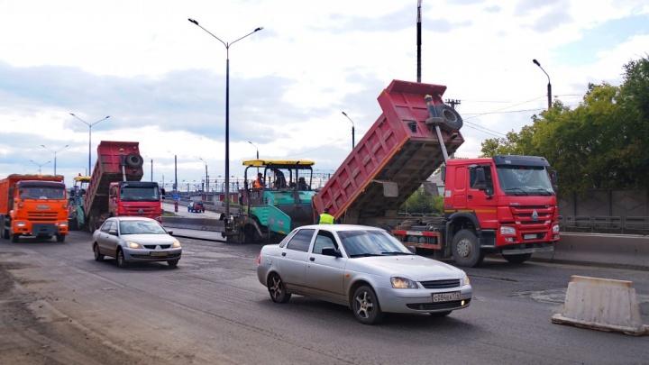 Ищите объезд: в Челябинске заменят асфальт на трёх крупных улицах