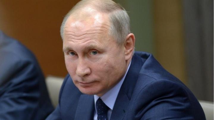 Путин дал госнаграды шести медикам и начальнице отдела прокуратуры в Новосибирске