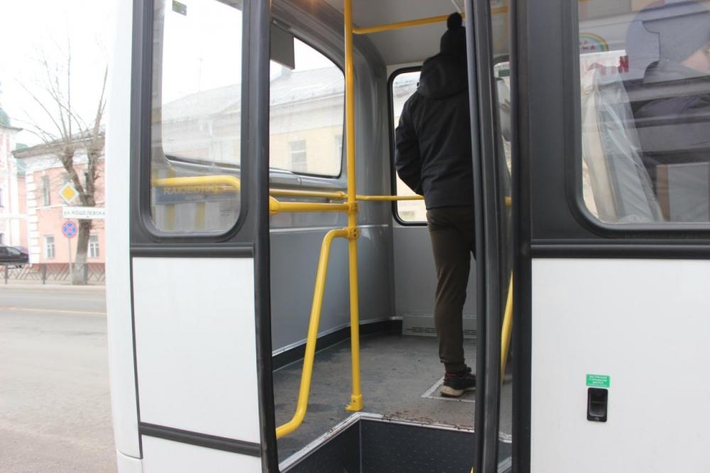 Плюс новых автобусов — в них есть место для пассажиров с колясками