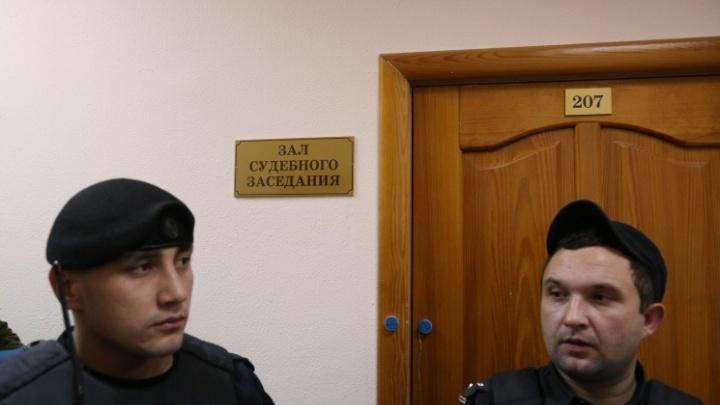 В Верховном суде Башкирии рассматривают апелляции экс-полицейских, обвиняемых в изнасиловании