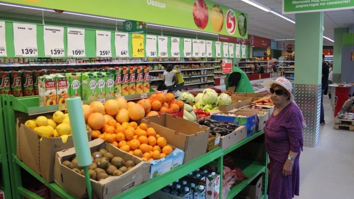 Торговые сети опять устроили в Новосибирске бум супермаркетов