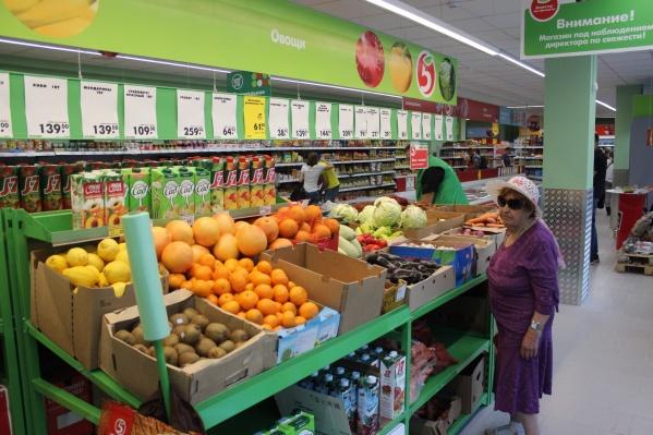 Федеральная сеть «Пятерочка» за год с небольшим успела открыть в Новосибирске уже 40 магазинов
