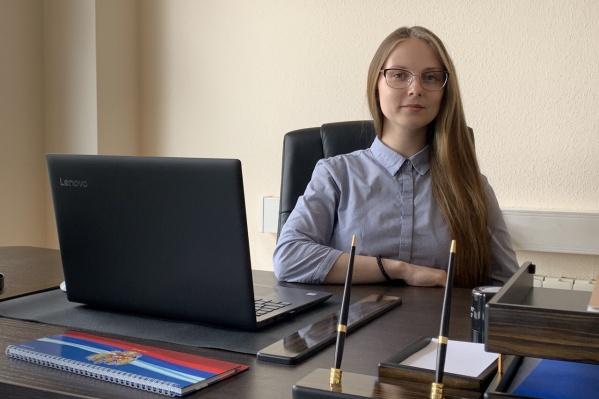 Ведущий юрист компании «Современная защита» Екатерина Куприященко помогла мужчине решить все проблемы<br>