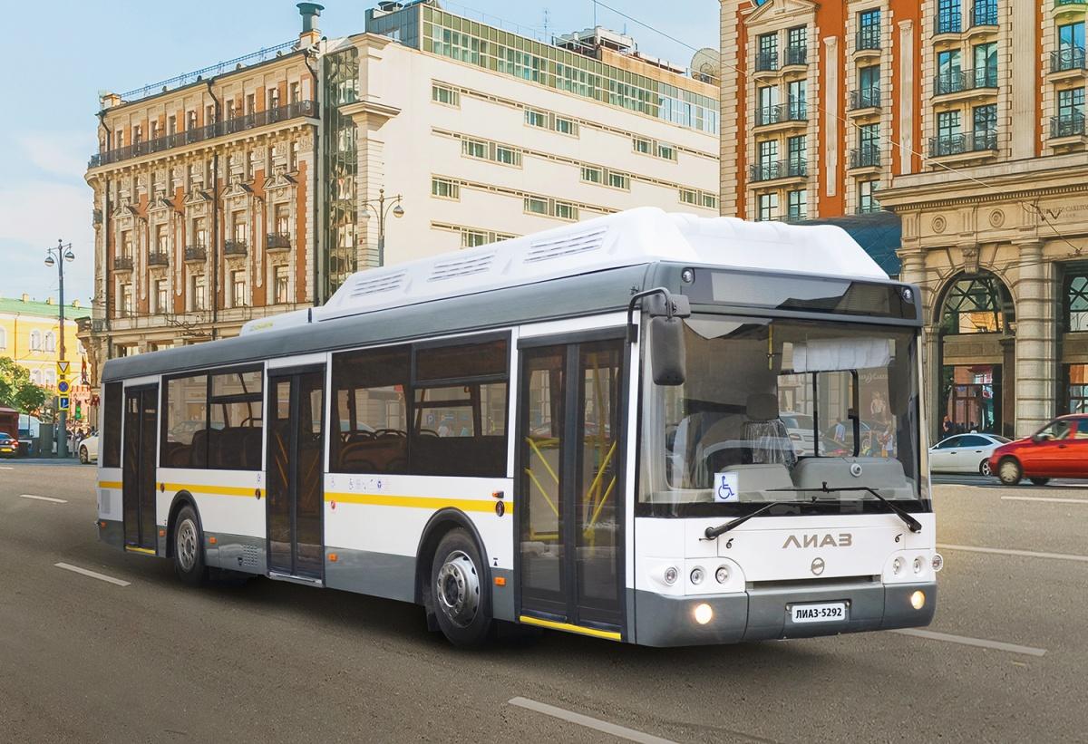 Новые автобусы вышли насоциальные маршруты Нижнего Новгорода