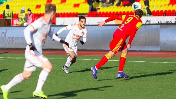 Эль Кабир мог стать героем, но не забил пенальти: «Урал» сыграл вничью в Туле с «Арсеналом»