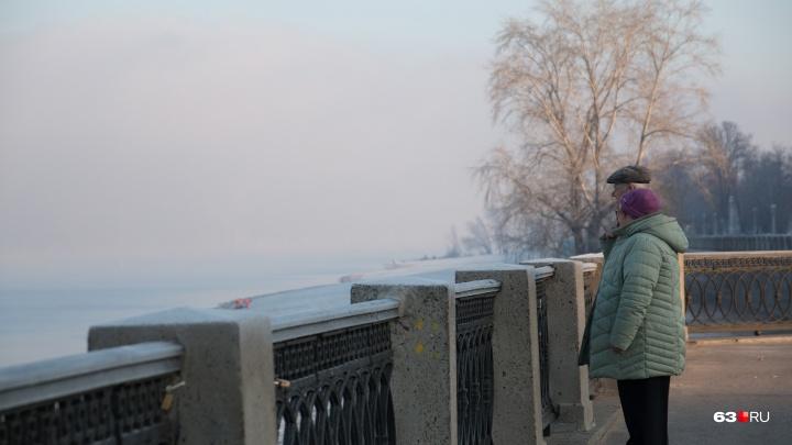 На Самарскую область надвигается потепление