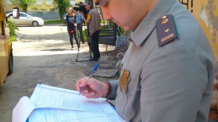 В Ярославле арестовали машину скорой помощи: за что