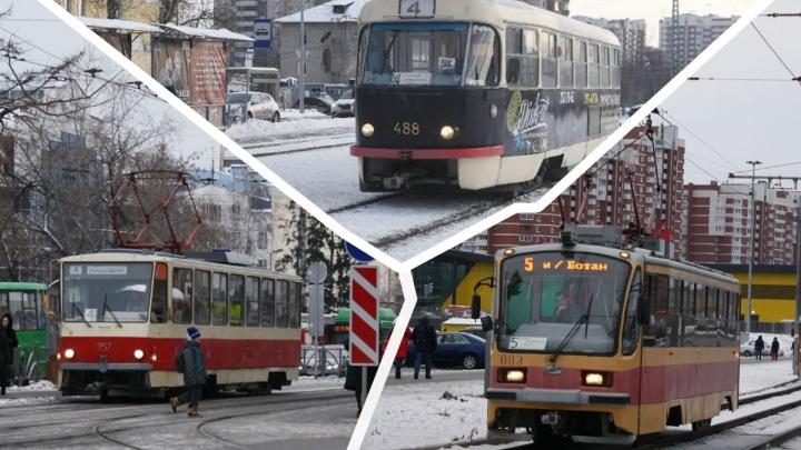 Два изменят, один возродят: как Гортранс и мэрия затеяли революцию в трамвайных маршрутах