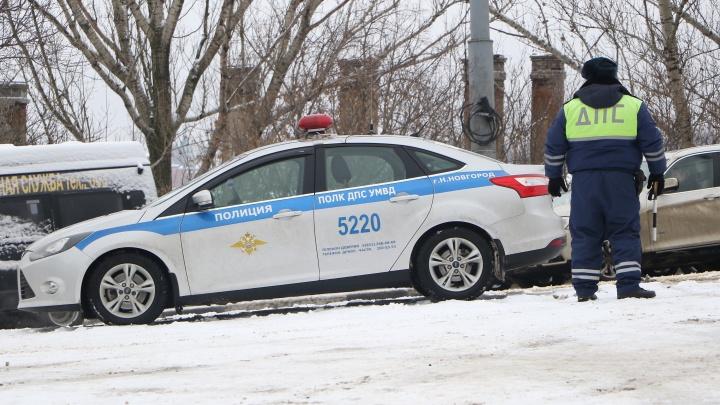 Женщина и 9-летняя девочка погибли в Шатковском районе. Водитель не справилась с управлением