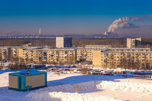 Новосибирцы узнали о возможной застройке земли рядом с микрорайоном «Берёзовое» и КСМ