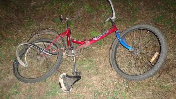 Под Тобольском насмерть сбили велосипедиста, выехавшего на встречную полосу