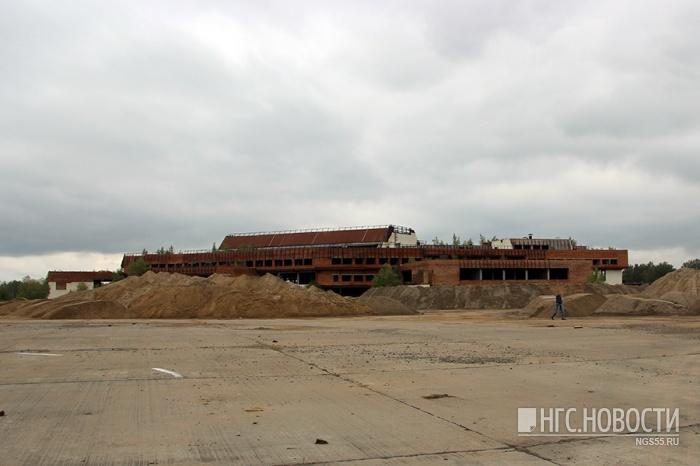 Реконструкция аэропорта Омск-Федоровка обойдется в11 млрд руб.