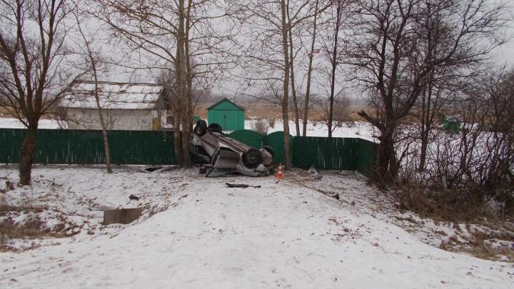 Две женщины улетели в кювет на «Форде»: одна из них погибла на месте
