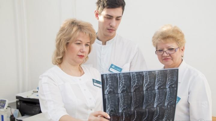 Екатеринбуржцы смогут сохранить здоровье позвоночника по сниженной цене