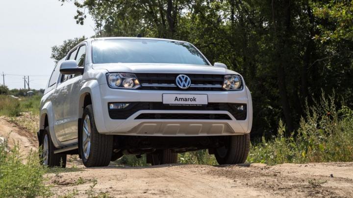 Volkswagen Amarok: восемь причин купить настоящий немецкий пикап