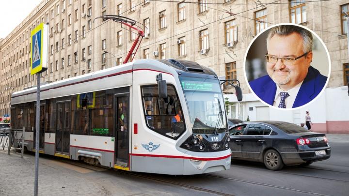 Гендиректор «Ростовской транспортной компании» написал заявление об увольнении