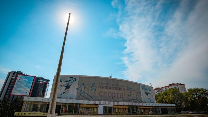 Три катка, два спорткомплекса и залы: что Минспорт обещает построить в Ростове до 2024 года