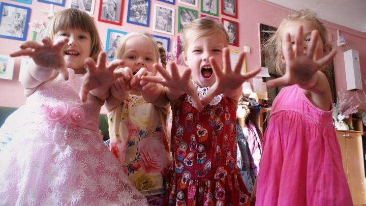 Частный детский сад в центре города проведет день открытых дверей