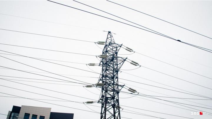 Сотни жителей Ростова останутся без света из-за профилактических отключений