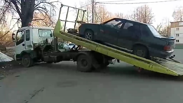У ярославца, который устроил смертельное ДТП, отобрали машину