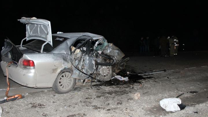 Стали известны новые подробности смертельной аварии на Красноярском тракте