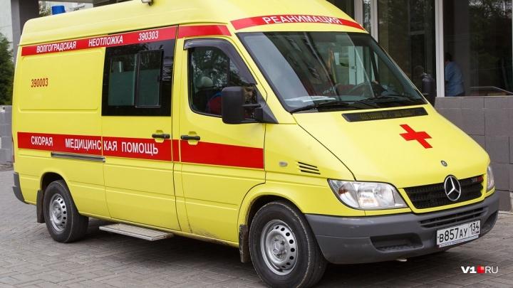 В Волгоградской области годовалый малыш раскусил термометр и попал в больницу