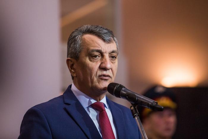 Полпред Сергей Меняйло заявил, что не боится возможных санкций