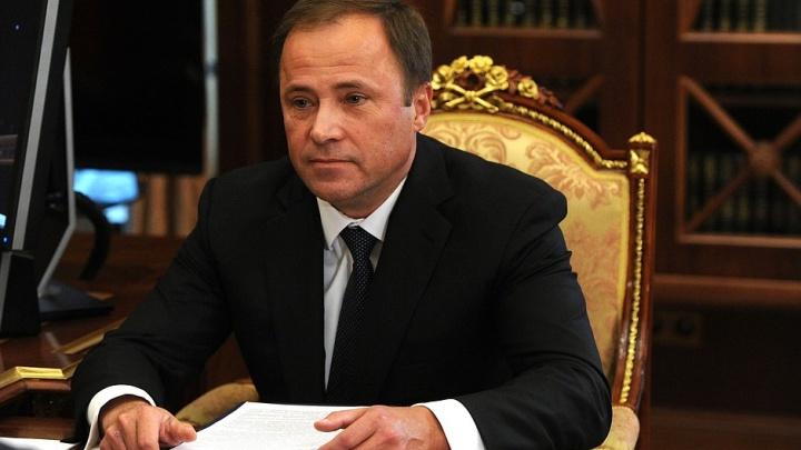 Экс-глава Роскосмоса Игорь Комаров стал полпредом в Приволжском федеральном округе