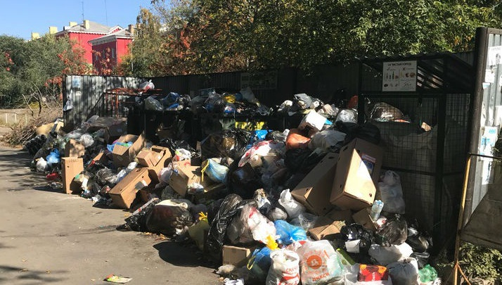ФАС выяснит, есть ли сговор между компаниями, устроившими мусорный ад в Челябинске