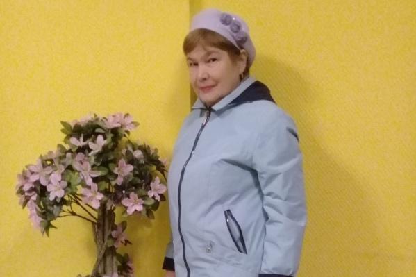 Хания Батыршина заблудилась в лесу 15 августа