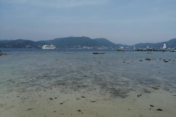 Трагедия произошла у берега острова Пхукет