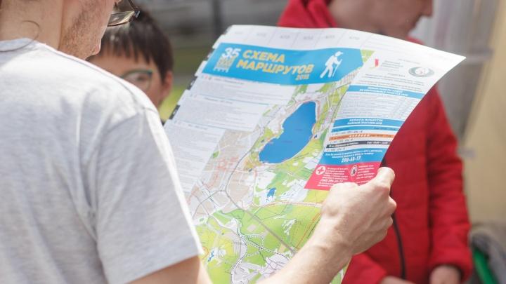 Некоторые не выдержали и ушли: «Майская прогулка» в этом году собрала почти десять тысяч участников