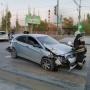 «Фура лишь усугубила ситуацию»: авария в Краснооктябрьском районе перекрыла Первую Продольную