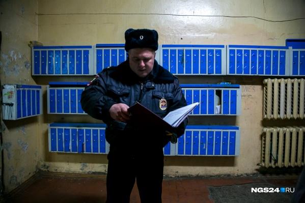 Полицейские будут проверять сообщение Надежды Болсуновской