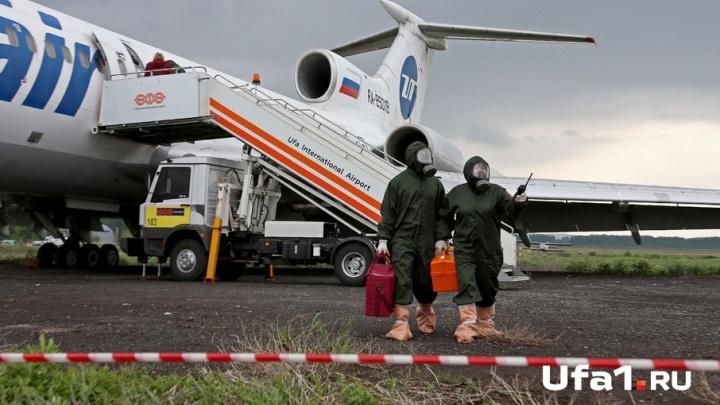 Что будет, если в Уфу прилетит больной Эболой?