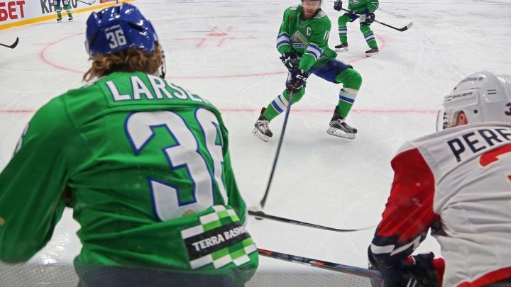 Разберем на запчасти: «Салават Юлаев» примет на своем льду ХК «Автомобилист» из Екатеринбурга