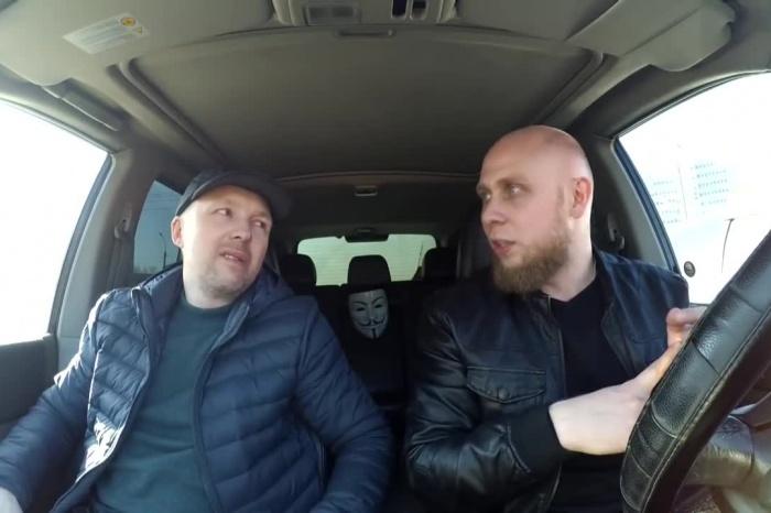 Блогерам Денису Новичкову и Антону Соколову удалось забрать эвакуированный автомобиль со штрафстоянки без оплаты штрафа