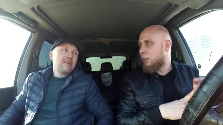 Видео: новосибирцу отдали машину на штрафстоянке, а плату за эвакуацию не взяли