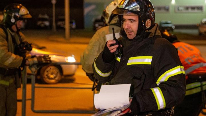 В Новосибирске ночью эвакуировали 200 студентов из общежития НГТУ